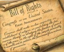 bill of rights religion