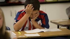 Common Core Stresses Kids