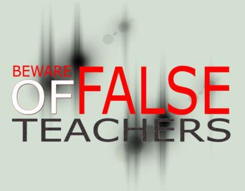false-teachers